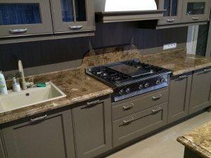 Серые кухни - фото - 23392