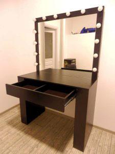 Туалетный столик с зеркалом - фото - 23405