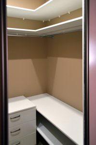 Гардеробные комнаты - фото - 23453