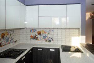 Кухни с фасадами из ДСП - фото - 23599