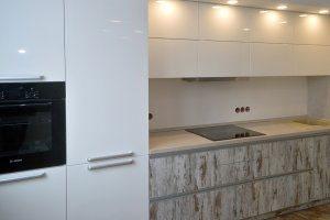 Кухни с фасадами из ДСП - фото - 23602