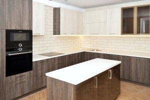 Кухни с фасадами из ДСП - фото - 23606