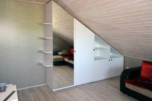 Шкафы распашные - фото - 23627