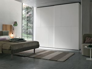 Белые шкафы-купе - фото - 29700