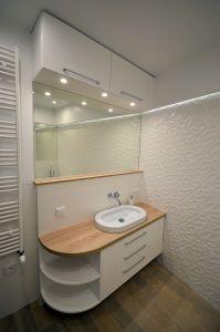 Шкафы навесные для ванной - 30167