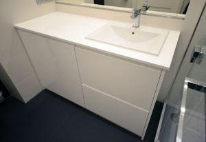 Шкафы навесные для ванной - 30170