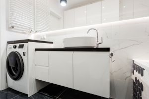 Шкафы навесные для ванной - 30172