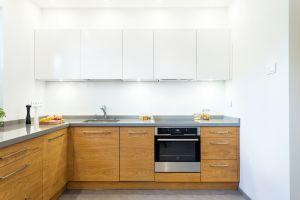 Кухни из шпонированного МДФ - фото - 30178