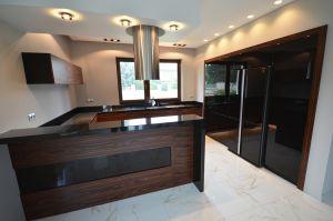 Кухни из шпонированного МДФ - фото - 30181