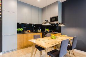 Кухни из шпонированного МДФ - фото - 30183