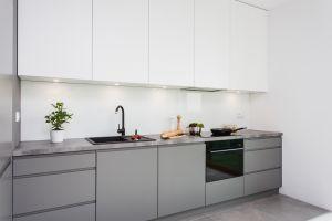 Серые кухни - фото - 30186