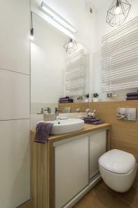 Бежевая и желтая мебель для ванной - фото - 31093