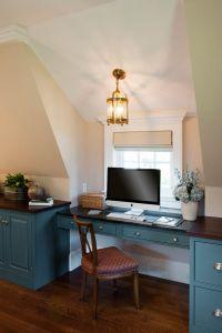 Синяя и голубая мебель - фото - 31096