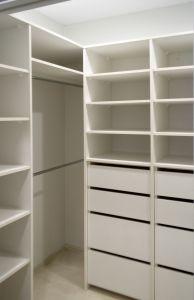 Гардеробные комнаты - фото - 31150