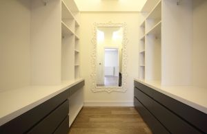Гардеробные комнаты - фото - 31402