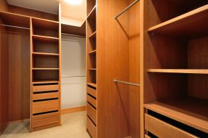 Гардеробные комнаты - фото - 31404