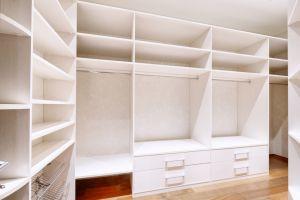 Гардеробные комнаты - фото - 31405