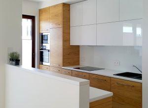Кухни из шпонированного МДФ - фото - 31409