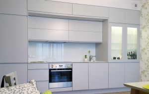 Серые кухни - фото - 31410