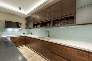 Кухни из шпонированного МДФ - фото - 31417