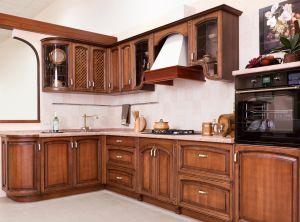 Кухни с ручками скобами - фото - 31418