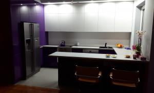 Фиолетовая и сиреневая мебель - фото - 31422