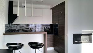 Кухни с фасадами из ДСП - фото - 31423