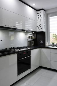 Кухни с барной стойкой - фото - 31428