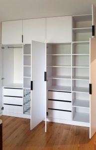 Шкафы распашные - фото - 31448