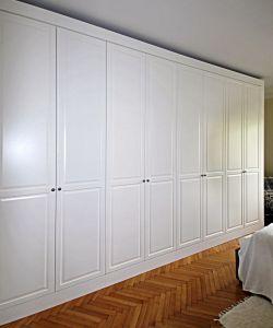 Классические распашные шкафы - фото - 31452