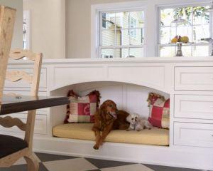 Белая мебель для животных - фото - 31464