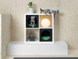 Белая мебель для животных - фото - 31466