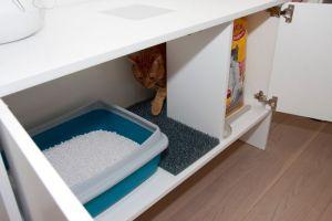 Белая мебель для животных - фото - 31478