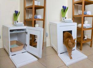 Белая мебель для животных - фото - 31481