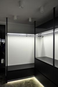 Гардеробные комнаты - фото - 31490