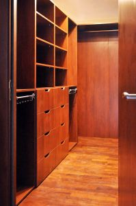 Гардеробные комнаты - фото - 31492