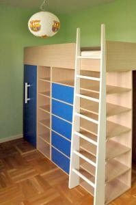 Синяя и голубая мебель - фото - 31496