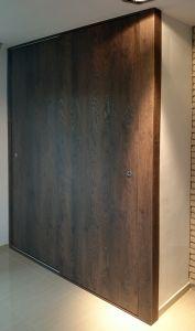Шкафы-купе венге - фото - 31670