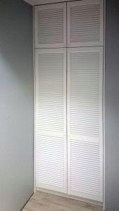 Классические распашные шкафы - фото - 31675