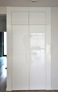 Шкафы распашные - фото - 31680