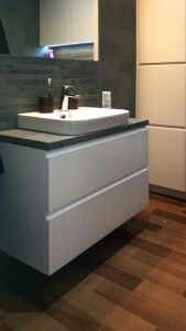 Шкафы навесные для ванной - 31739