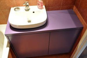 Фиолетовая и сиреневая мебель - фото - 31748