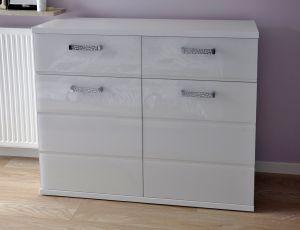 Белые комоды - фото - 31751