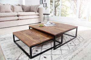 Журнальные столы в стиле лофт - фото - 32565