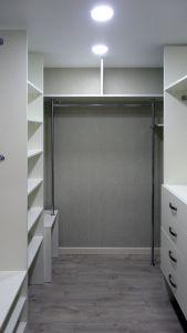 Гардеробные комнаты - фото - 32654