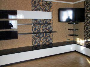 Черная мебель - фото - 32656