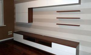 Горки, мебельные стенки - фото - 32658