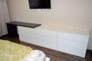 Белые комоды - фото - 32720