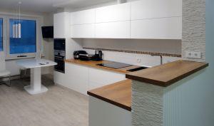 Кухни с барной стойкой - фото - 32728