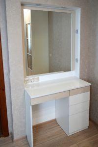 Белые туалетные столики - фото - 32768